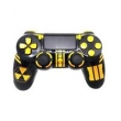 PS4Dual Shock4 - Pintura Customizada - Call of Duty Black opsIII