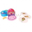 Brinquedo Beados Refil Temático Fadas BR564 - Multikids