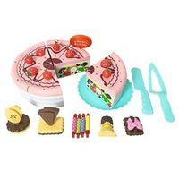 Brinquedo Creative Fun Bolo de Morango BR648 - Multikids