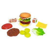 Brinquedo Creative Fun Empilha Burger BR646 - Multikids