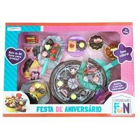 Brinquedo Creative Fun Festa De Aniversário Br641 - Multikids