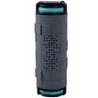 Caixa de som - A oeste de passageiros A610 Bluetooth subwoofer cinza double - alta versão