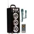 Caixa de Som Portátil C / Controle, Microfone e Bt Cst111bt
