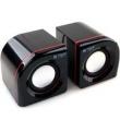 Caixa de som sem fio - Para não deixar me Veja aqui LV360 20 canais mini alto - falante alto - falante preto