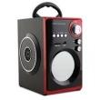 Caixa de som sem fio - SENBOWE suporte de áudio portátil para ao ar livre portátil cartão de rádio FM