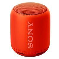 Caixa de Som Sony Speaker SRS - XB10 Vermelho, Bluetooth, Wirelles, NFC, 10W RMS, Extra Bass, Resistente a Água