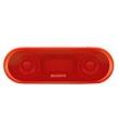 Caixa de Som Sony Speaker SRS - XB20 Vermelho, Bluetooth, Wirelles, NFC, 20W RMS, Extra Bass, Led Colorido, Resistente a Água