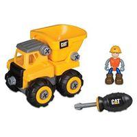 Carrinho Com Ferramenta - Machine Junior Operator - Caminhão Caçamba - DTC