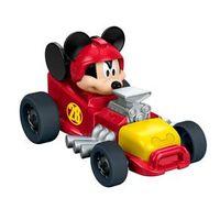 Carrinho de Roda Livre - Disney - Mickey Aventura Sobre Rodas - Mickey Hot Rod - Fisher - Price