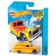 Carrinho Hot Wheels Color Change - 55 Chevy Panel Van - Mattel