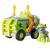 Carrinho resgate Caminhão patrulha canina Rockys Sunny Brinquedos