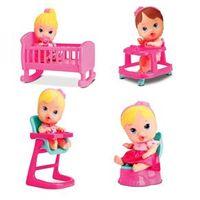 Coleção Baby Little Dolls Divertoys