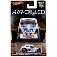 Hot Wheels - Carrinho Air Cooled - Custom Volkswagen Beetle Dwh73