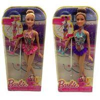 Kit Bonecas Barbie Ginasta Ritmica Mattel: Loira + Morena