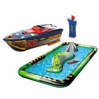 Lancha Multikids Aqua Racer - Vermelho - Embalagem Dupla