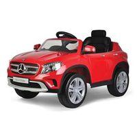 Mercedes GLA Elétrica Vermelha 12V com Controle Remoto