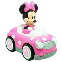 Minnie Top Racers carro de fricção Candide 7110