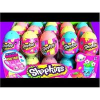Shopkins Serie 4 Ovo Surpresa Display Com 30 Ovos