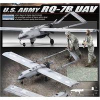 Us. Army Drone Rq - 7B - Uav - Academy