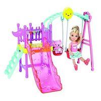 Balanços Acessórios Barbie Club Chelsea - Mattel DWJ46