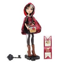 Boneca Mattel Ever After High - Primeiro Capítulo Cerise Hood BBD44