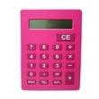 Calculadora De Mesa Grande Gigante Bk - 5142 Benko Rosa