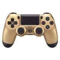 Controle Sem Fio Dualshock Ps4 - Dourado
