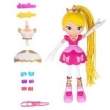Boneca Betty Spaghetty Princesa com Ballet - Candide