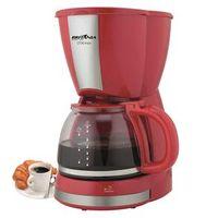 Cafeteira Elétrica Britânia CP30 Inox até 30 Cafés - Vermelha 220V