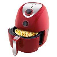 Fritadeira Air Fry Saúde PH3L Philco Inox - Vermelha 220V