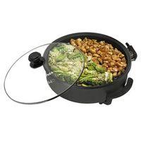 Panela Elétrica Britânia Cook Chef - Preta 220V