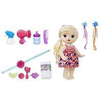 Boneca Baby Alive - Lindos Penteados - Loira - C2445 - Hasbro