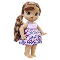 Boneca Baby Alive - Lindos Penteados - Morena - C2446 - Hasbro