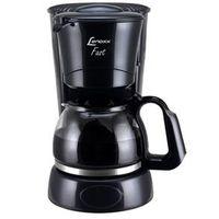 Cafeteira Elétrica Lenoxx Fast PCA011 - Preta 220V