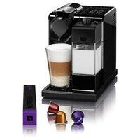 Cafeteira Expresso Nespresso Lattissima 19 Bar Preta com Kit 16 Cápsulas de Boas Vindas 220V