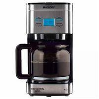 Cafeteira Mallory Aroma Digital Glass, B92000611, Capacidade para 1.8 Litros, 38 Cafés, 110V