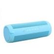Caixa de som sem fio - LELONLOCK T2 Bluetooth viva - voz 40 impermeável passeios ao ar livre mini - estéreo sem fio FM Azul