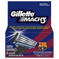 Carga Gillette Body