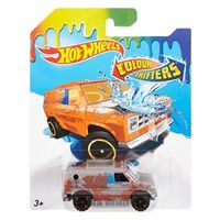 Carrinho Hot Wheels Color Change - Baja Breaker - Mattel