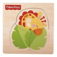 Fisher - Price - Meu Primeiro Quebra - Cabeça Girafa - Fun