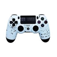 PS4 - Dual Shock 4 - Pintura Customizada - Abstract Flakes