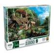 Puzzle 1000 Peças Casa No Lago - Grow