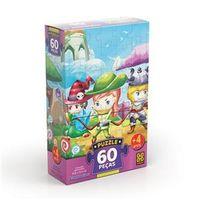 Puzzle 60 peças Aventureiros