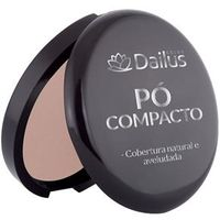 Dailus Pó Compacto - 16 Capuccino
