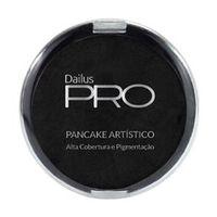 Dailus PRO Pancake Artístico - 02 Preto