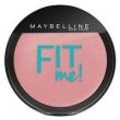 Fit Me ! Maybelline - Blush para Peles Médias 04 - Eu e Eu Mesma