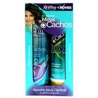 Kit Novex Meus Cachos Shampoo 300ml + Condicionador 300ml