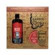 Kit QOD Barber Shop Beer Shampoo 3 em 1 240ml + Cera Killer 70g