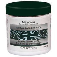 Máscara de hidratação capilar de alumã e broto de bambu - 500 ml