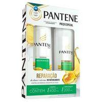 Pantene Pro - V Restauração Profunda Kit Shampoo + Condicionador